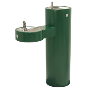 7241 (DOI) - Stainless Steel Barrier-Free Bi-Level Fountain