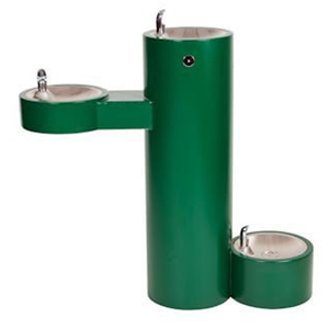 7212-DGI - Barrier Free Bi-Level Fountain with Pet Bowl