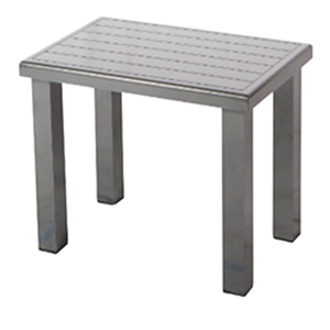 KD3908SAP (WW) - Apollo Square Side Table