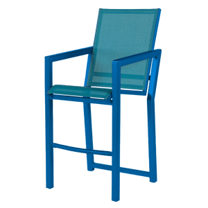 W6378 - Madrid Sling Balcony Chair