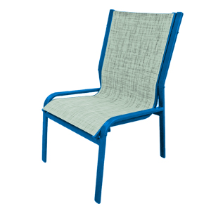W1554BT - Ocean Breeze Sling Dining Chair