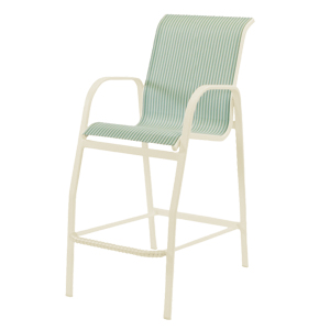 W1575BT - Ocean Breeze Sling Bar Chair