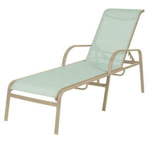 WT1510STLBT - Ocean Breeze Sling Chaise Lounge