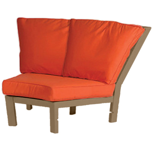 W8746 - Sanibel Modular Deep Seating 90 Corner Lounge Chair