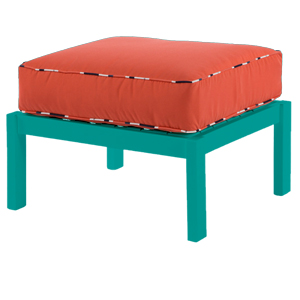 3382 - Sanibel Deep Seating Cushion Ottoman