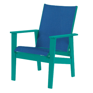 W7150 - Sienna Sling Dining Chair