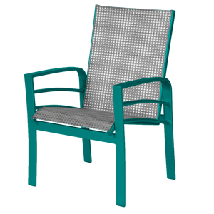 W2050 - Skyway II Sling Dining Chair