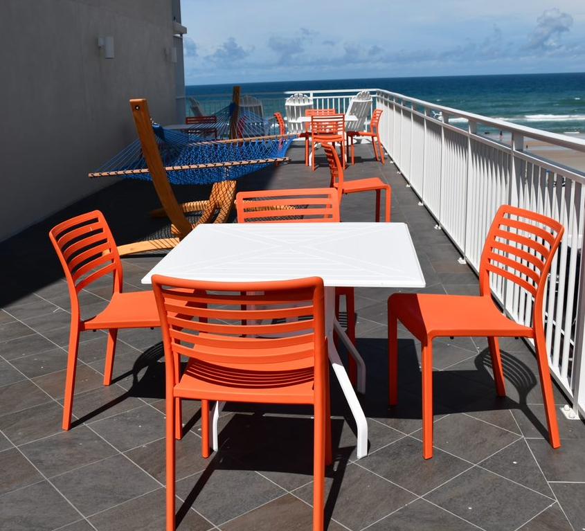 Daytona Seabreeze Resort Install