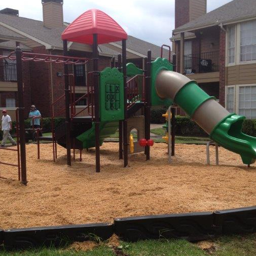 Josie Playground At Parque At Bellaire Apartments