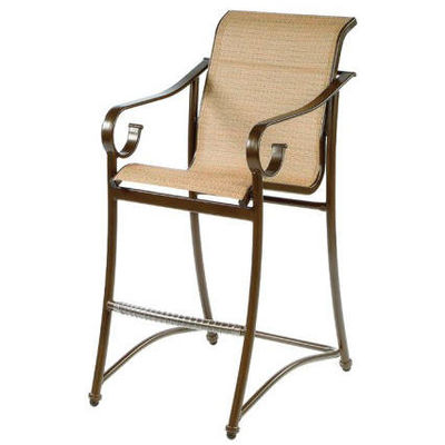 Sling Bar Chairs - Commercial Sling Patio Chairs ET&T Distributors