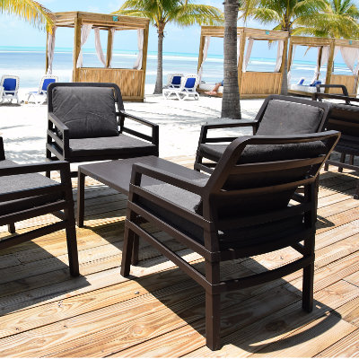 Cushioned Commercial Patio Furniture Cushioned Outdoor Patio