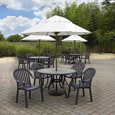 Resin Patio Furniture Grosfillex Outdoor Furniture Et T Distributors