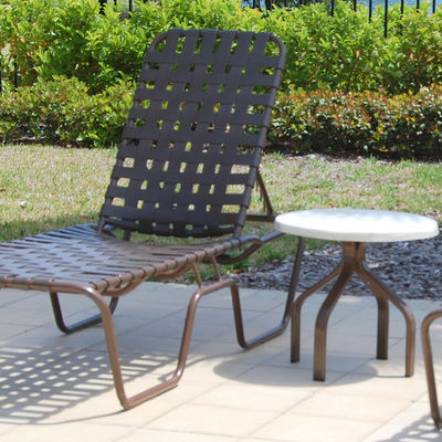 Vinyl Crossweave Outdoor Furniture Packages