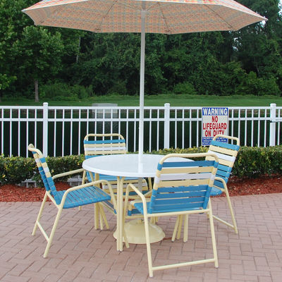 patio commercial aluminum beach furniture south cupboard sling grade outdoor