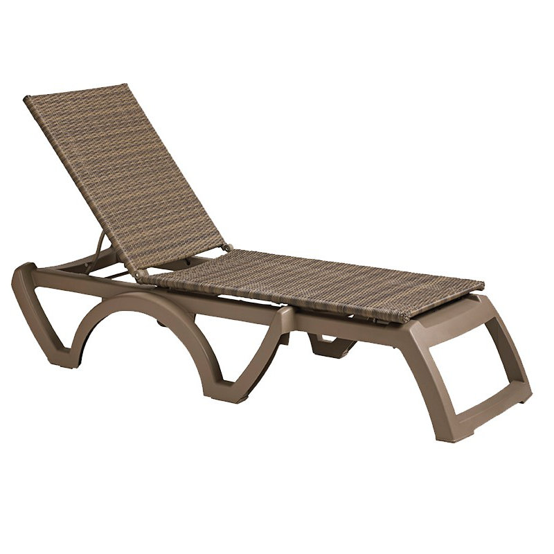 New java sling all weather wicker chaise lounge et t for All weather wicker chaise lounge