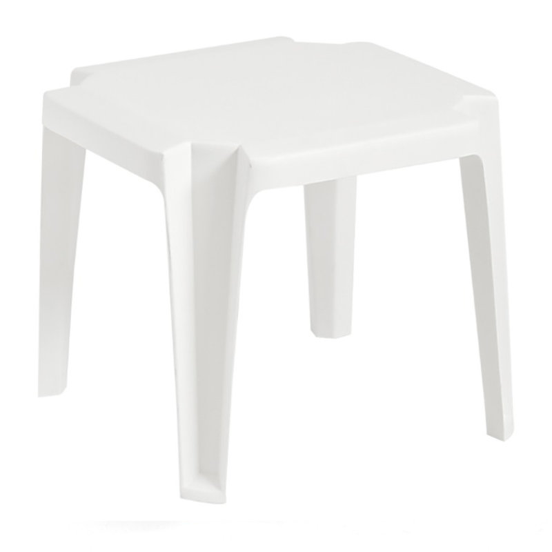 Miami 17 In X 17 In Resin Patio Low Table Et Amp T