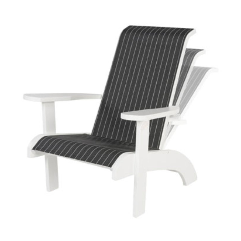 Adirondack Sling Reclining Chair Et Amp T Distributors