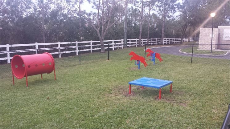 Dog Park Site Amenity Installations