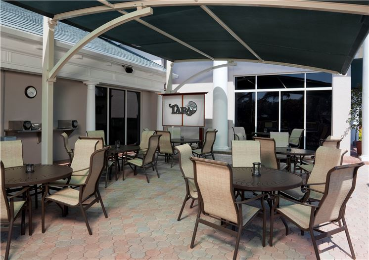 Commercial Outdoor Dining Furniture pool patio installation