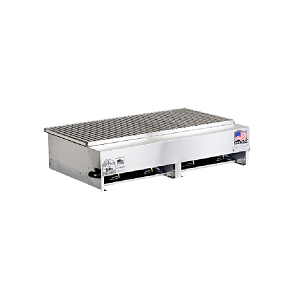 "300613-LPSS - 33"" Stainless Steel Grill"