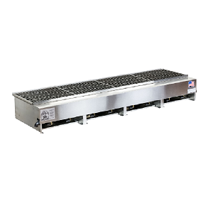 "300610-LPSS - 65"" Stainless Steel Grill"