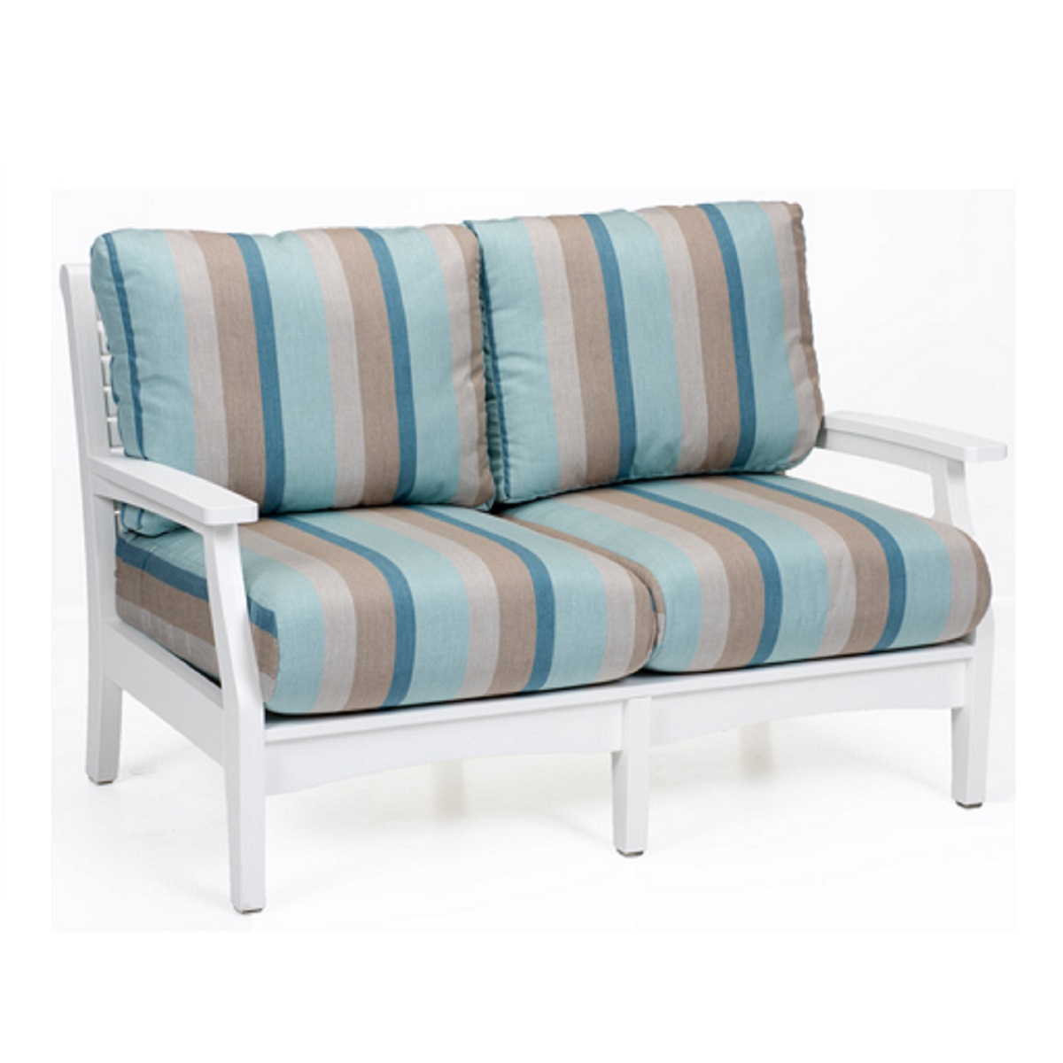Classic Terrace Deep Seating Love Seat