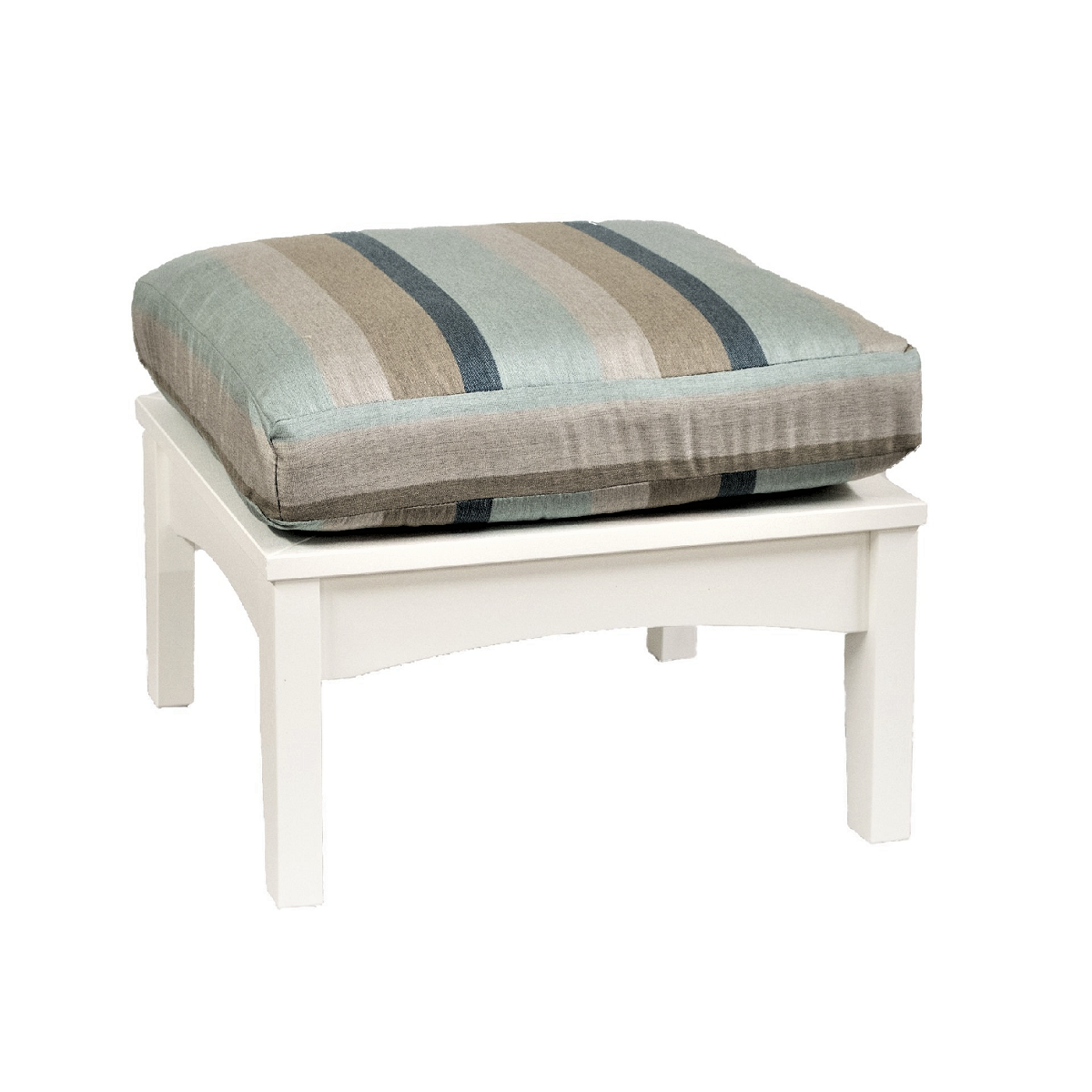 Classic Terrace Deep Seating Ottoman
