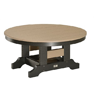 "PRCT0018 - 38"" Round Conversation Table"