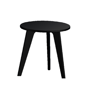 NRET1819 (BG) - Nordic Round End Table