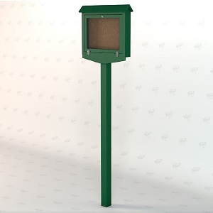 PBMC1H - Small Hinged Message Center
