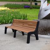 PB6CEDNEW - Newport Recycled Plastic Bench