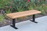 PB4GRECRK-JH - Creekside Backless Bench