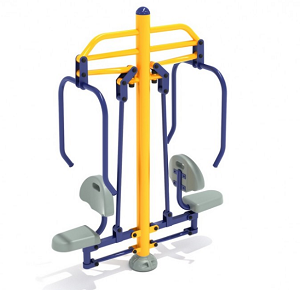 PFT012 - Double Station Chest Press