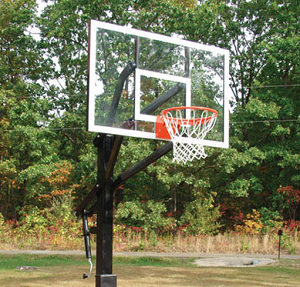532-933 - SportsPlay Adjustable Basketball Set