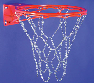 542-972 - SportsPlay Goal & Steel Chain Net