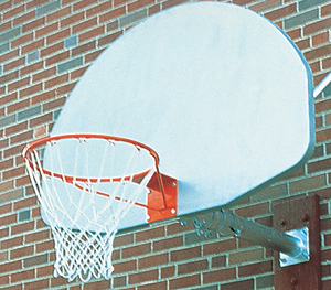 531-601 - SportsPlay Wall Mounted Backstops