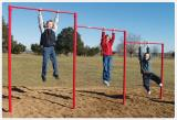 511-876 - SportsPlay Triple Horizontal Bar