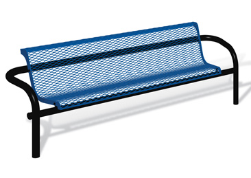970-US - Cantilevered Bench
