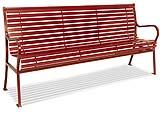 91-92-US - Hamilton Metal Bench