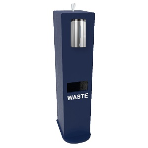 HSDW1 - Hand Sanitizer Wipe Station
