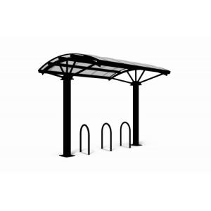 Axle Bike & Transit Shelter