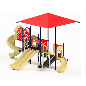 STR-354191-B-ALT-ST - 0 Lisa Playground with Integrated Shade