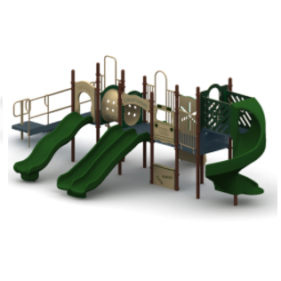 Kaden Playground Et Amp T Distributors Inc