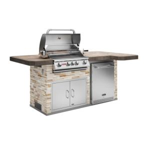 Bull Brahma BBQ Outdoor Kitchen Island