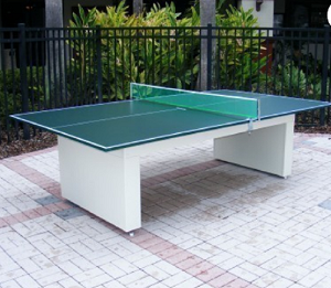 TABLE TENNIS CONVERSION TOP - Gameroom Table Tennis Conversion Top