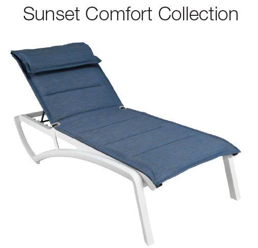 3269 - Grosfillex Sunset Comfort Collection