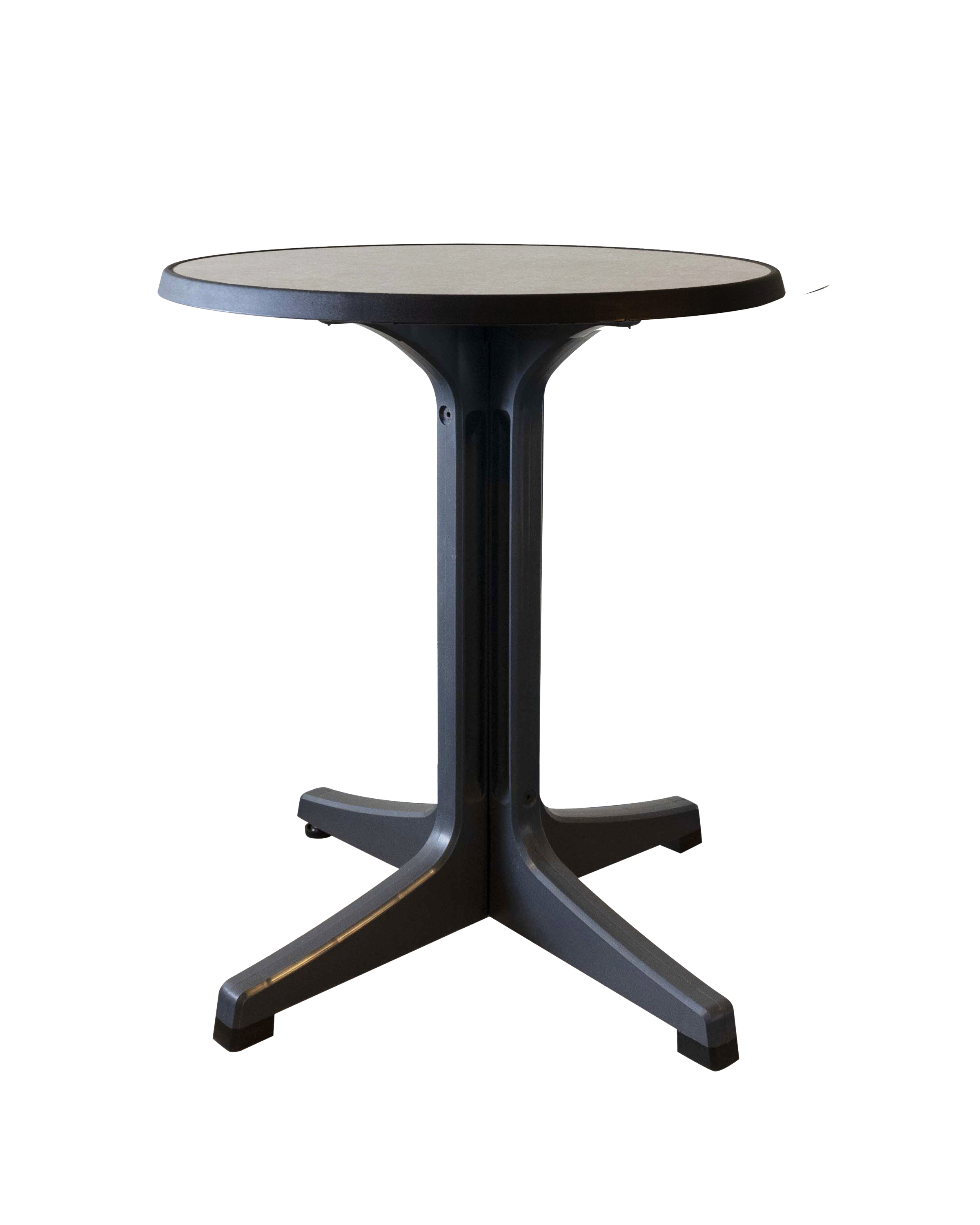 "Grosfillex Omega 24"" Round Dining Table"
