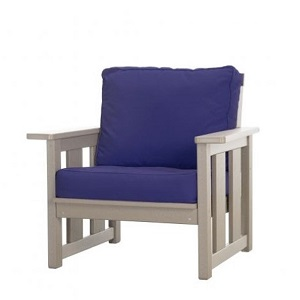 DSCLUNCHR-K - Durawood Deep Seating Club Chair