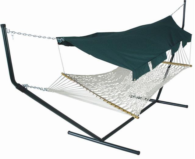 Hammock Canopy With Forest Green Pole. More Images  sc 1 st  ETu0026T Distributors & Hammock Canopy with Pole | ETu0026T Distributors INC.