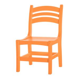 Casual Dining Chair without Arms